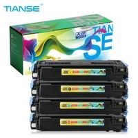 TIANSE For Q6000A Q6001 Q6002 Q6003 Toner Cartridge For HP Color Laserjet 1600 2600n 2605 2605dn 2605dtn CM1015 CM1017 Laser