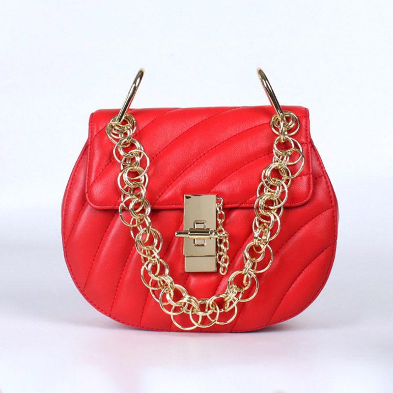 Luxury Genuine Leather Handbag Women Messenger Bags Famous Brands Sheepskin Crossbody Candy Color Chain Shoulder Bags Day ClutchLuxury Genuine Leather Handbag Women Messenger Bags Famous Brands Sheepskin Crossbody Candy Color Chain Shoulder Bags Day Clutch