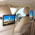 1 pcs Assento de Carro de Volta Sistema de Entretenimento, 10.1 Polegada Tela de Toque Android 4.0 digital tft lcd monitor de encosto de cabeça (NENHUM DISCO)