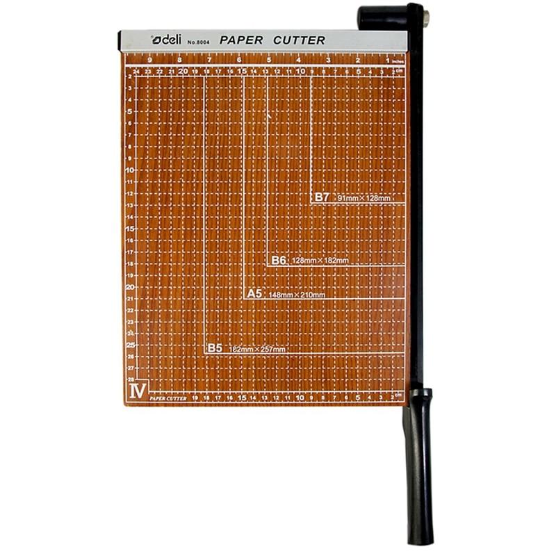 readstar deli 8004 trimmer manual de papel 01