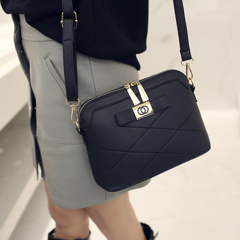 γυναικεία τσάντα μαύρες θήκες crossbody - Τσάντες - Φωτογραφία 5