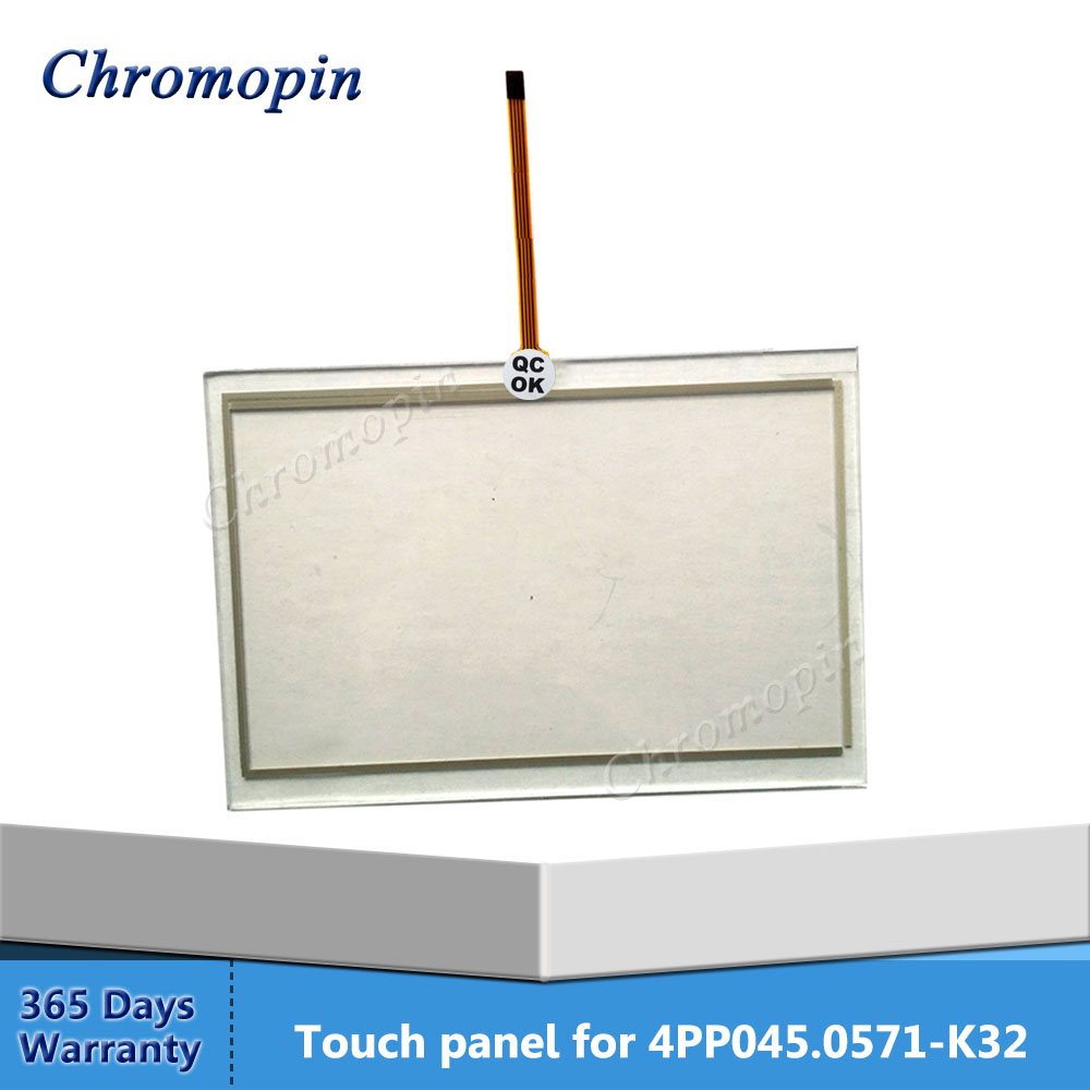 Touch panel for B&R 4PP045.0571-K32 touch panel for b