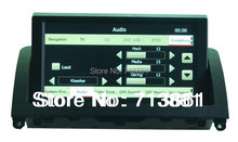 8″1080P Car GPS Navigation for Mercedes C Class W204 C180, C200,C300,ipod,keep original cd,touch screen,English,russian,spanish