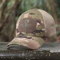 Multicam Бейсболка CP Камуфляж Бионический Дышащий Липучки Тактический Открытый Охота Хип-Хоп Snapback Регулируемые Шляпы УФ-Защитой