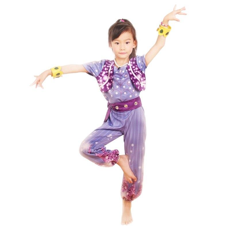 Aliexpresscom  Buy Shimmer And Shine Boxed Shimmer Dress Up Set Pre School Costume Girls -1362