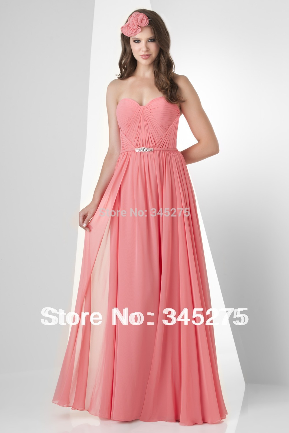 Floor length bridesmaid dresses under 100 image collections under bust dress promotion shop for promotional under bust dress tulip color sweetheart shirred bust beaded ombrellifo Image collections