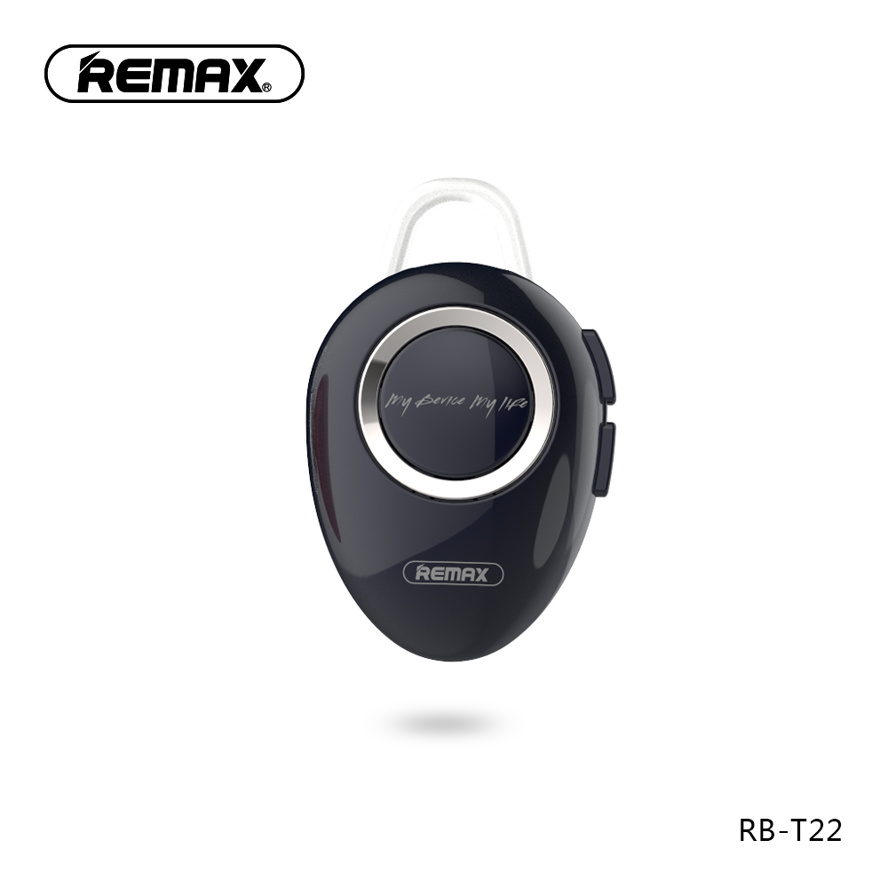 Remax In-ear Bluetooth Earphon with Microphone Mini Wireless Headset Music Bluetooth 4.2 version Earphone