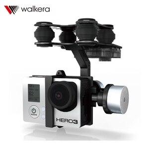 Image 3 - Originele Walkera G 2D Aluminium Brushless Gimbal Voor Ilook/Gopro Hero 3 / Sony Camera Voor Qr X350 Ptz