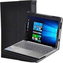 Pokrowiec ochronny dla Lenovo D330 Case D335 Miix320 325 D330 10IGM ideapad d330 10.1 cal Tablet PC klawiatura Case skórzana okładka