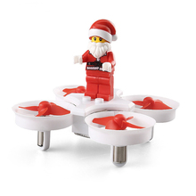 RC Quadcopter Toy Flying Santa Claus Drone With Christmas Song Mini Drone Aircraft For Kids Christmas Toys Gift rc Helicopter