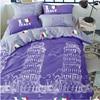 Hot Wedding Warm Bedding Set High Quality Brief Duvet Cover 4 Pcs Twin Full Queen King