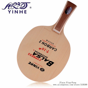 Image 4 - Yinhe Uranus T10 T11  Cypress arylate Carbon OFF Table Tennis Blade for PingPong Racket