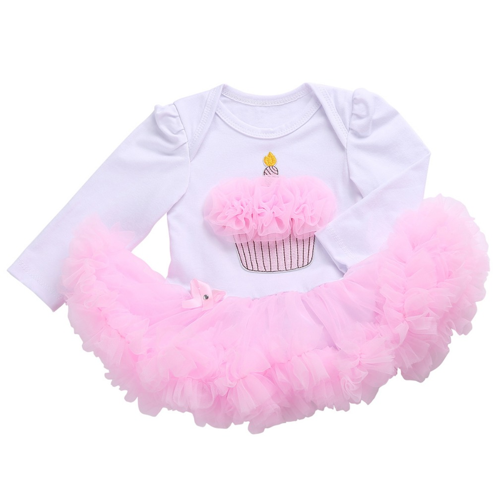 1 year birthday dress infant wedding baby girl dress newborn vintage christening gown vestido infantil Costumes pettidress
