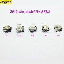 Cltgxdd 2019 nuova venuta DC jack di alimentazione per Asus U5100 4.5*3.0 MILLIMETRI 4.5*2.65 MILLIMETRI presa DC connettore per il computer portatile notebook PC