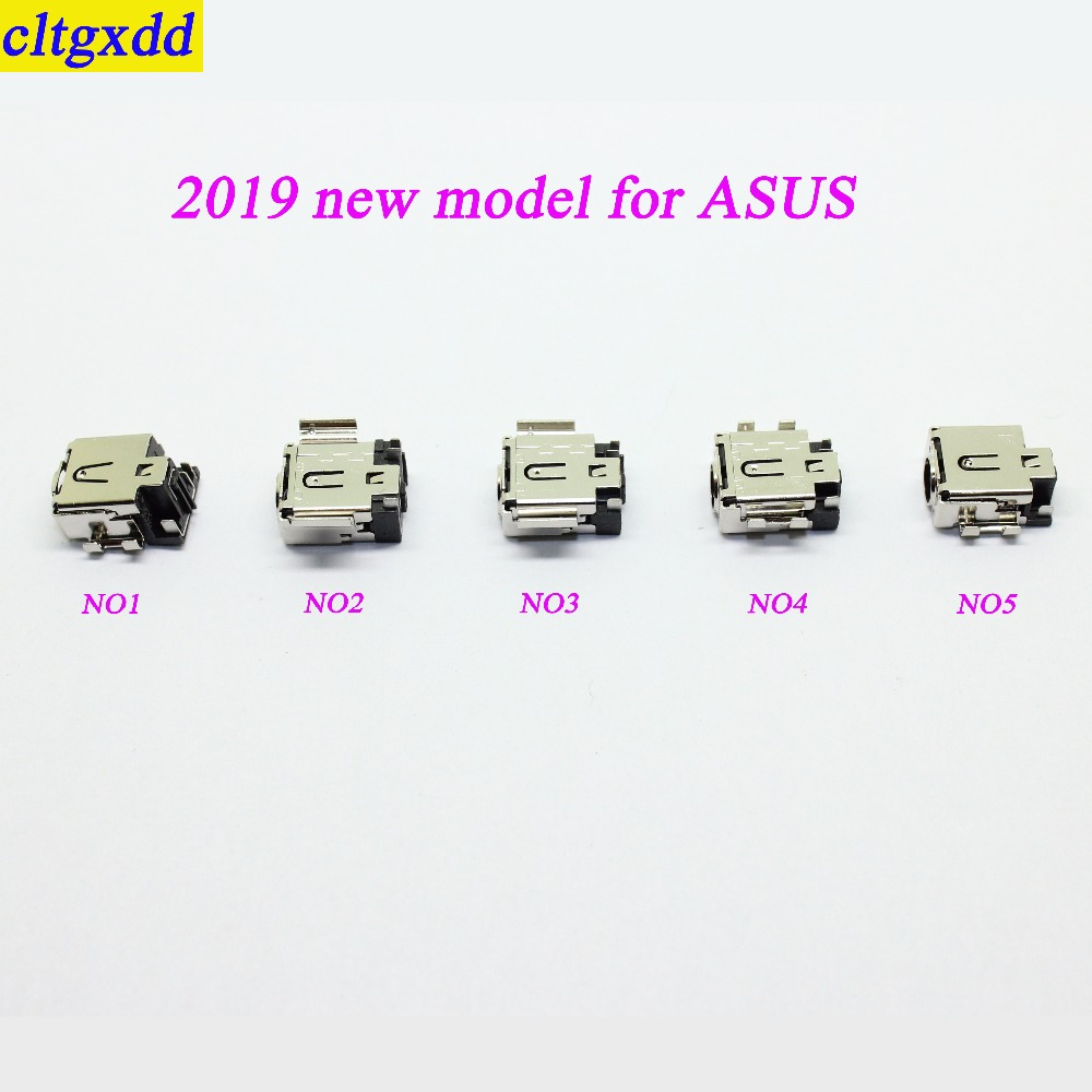 cltgxdd 2019 new coming DC power jack for Asus U5100 4.5*3.0MM 4.5*2.65MM DC socket connector for laptop notebook PC-in Computer Cables & Connectors from Computer & Office