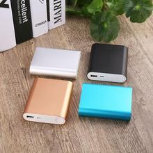 Mobile Power Universal Battery Portable Phone External Poverbank 10000mAh Powerbank Thin 18650 Wopow Ultra Charger bank for