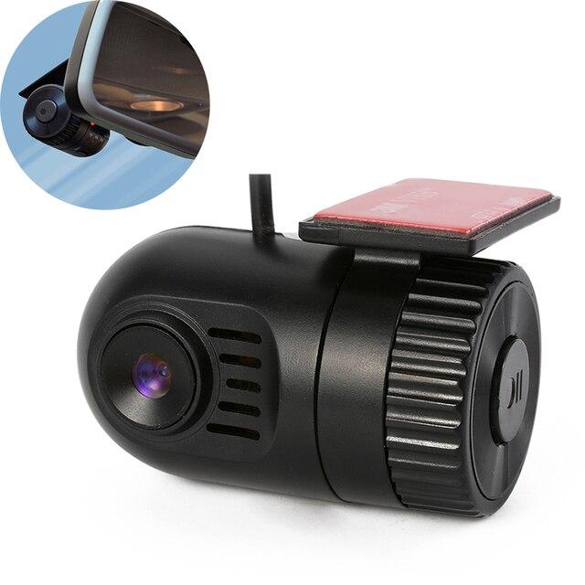 Car DVR Mini HD 120 Degree Wide Angle LENS G-sensor Camera DVRs Register Video Recorder Dash Cam DVR Dashcam Non-screen