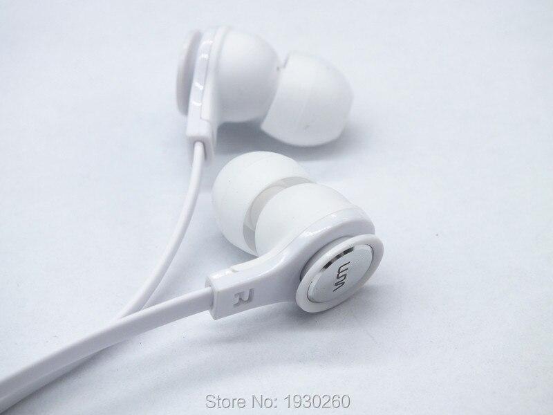 Linha De Macarrão coreano Música Esporte Fone De Ouvido Fones De Ouvido Com Microfone fone de Ouvido Fone de ouvido de Graves Clara Para ios e Android phones
