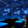 Пользовательские Любой Размер Mural Обои 3D Стереоскопический Вселенная Star Гостиной ТЕЛЕВИЗОР Бар КТВ Фон Спальня 3D Фото Обои Ролл