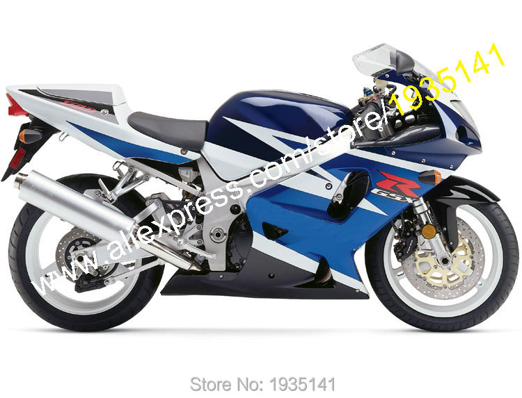 Hot Sales,For Suzuki <font><b>GSXR</b></font> <font><b>600</b></font> 750 <font><b>K1</b></font> 01 02 03 GSX-R600/750 <font><b>2001</b></font> 2002 2003 Replacement Motorcycle Fairing (Injection molding) image