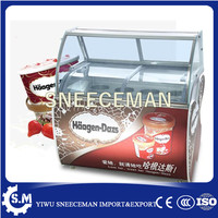 NEW Ice Cream Display Cabinet/food freezer
