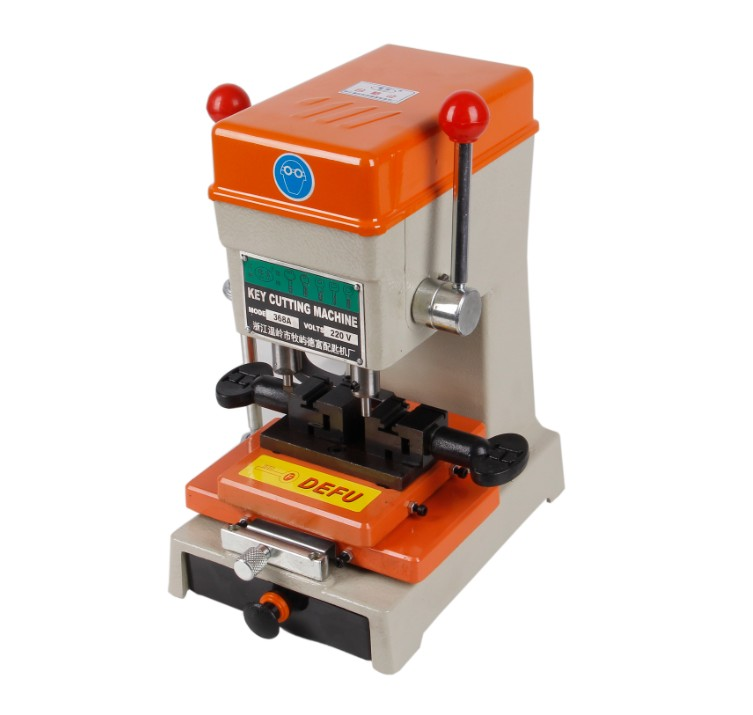 Defu Cutter key cutting machine 368a (4)