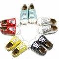 Новые Подлинная Кожа Первый Ходунки Плоским дном Детская обувь Малыша Детские мокасины противоскользящие Младенческой 1-6 Т обувь одного