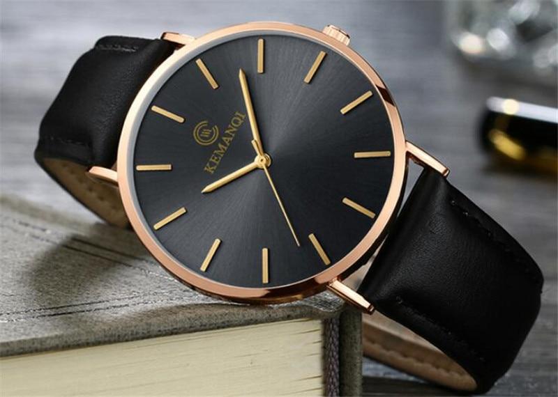 HTB1PwgVXN rK1RkHFqDq6yJAFXa6 Relogio Masculino Mens Watches Top Brand Luxury Ultra-thin Watch Men Watch Men's Watch Clock erkek kol saati reloj hombre