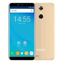 Oukitel C8 4 г смартфон Android 7.0 5.5 дюймов mtk6737 4 ядра 1.3 ГГц 2 ГБ Оперативная память 16 ГБ Встроенная память touch сенсор 8.0mp сзади Камера телефона