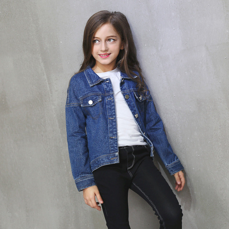 Compare Prices on Jacket Girl Jeans 10 Years- Online Shopping/Buy ...