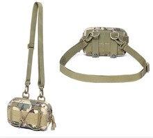 Военная тактическая Молл рюкзак слинг сумка слинг Crossbody сумка открытый кемпинг Тас спортивных плеча дорожная сумка