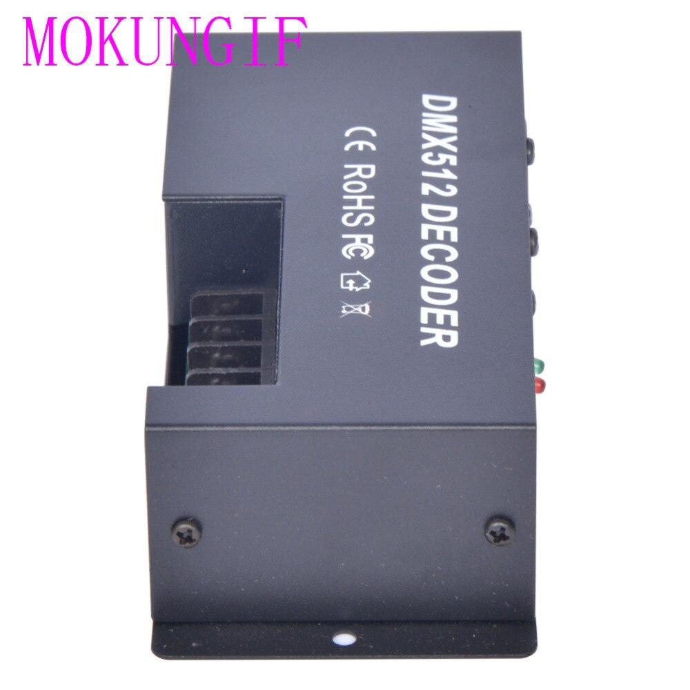 Frank 3 Stücke Dmx512 4ch Konstante Spannung 4 Ch Gemeinsame Anode Rgbw Controller Für Led Lampe Led Streifen Ws-dmx-net-k-4ch