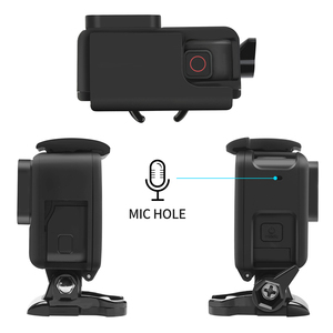 Image 5 - SHOOT Protective Frame Case for GoPro Hero 7 6 5 Black Action Camera Border Cover Housing Mount for Go pro Hero 7 6 5 Accessory