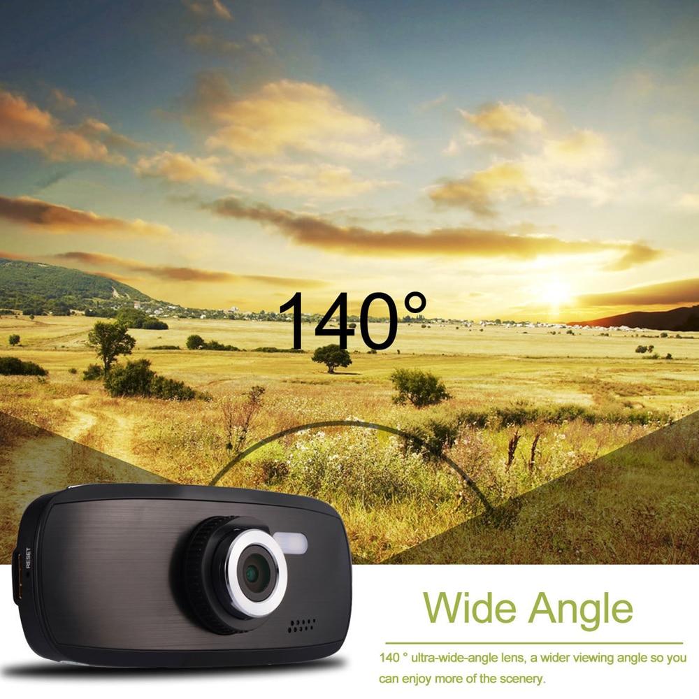 Brand Capacitor G1W Car Dash Camera DVR NT96650 Chip TKD200H Lens with 32G card