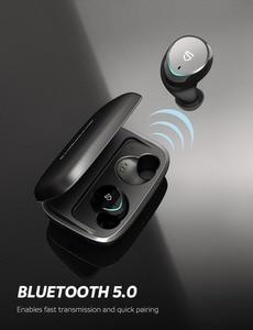 Image 3 - SoundPEATS بلوتوث 5.0 سماعات لاسلكية IPX7 مقاوم للماء صحيح لاسلكي سماعات أذن استريو في الأذن TWS سماعة رأس بخاصية البلوتوث مع هيئة التصنيع العسكري