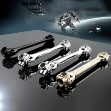Prostormer 8 in 1 Wrench 12-15mm/16-16mm Socket Wrench Spanner Key Multi Hexagon Sockets Wrench Dogbone Herramientas Ferramentas