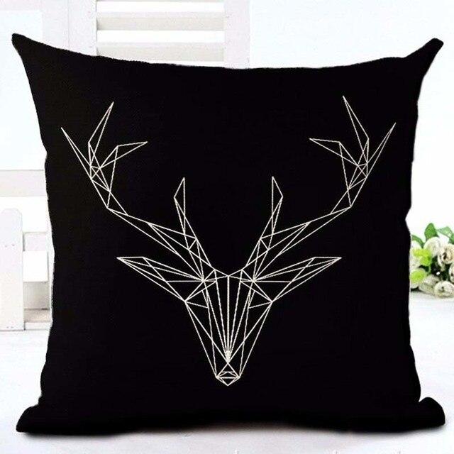 Home Linen Pillowcase Size: 45cm WT0057 Color: 14