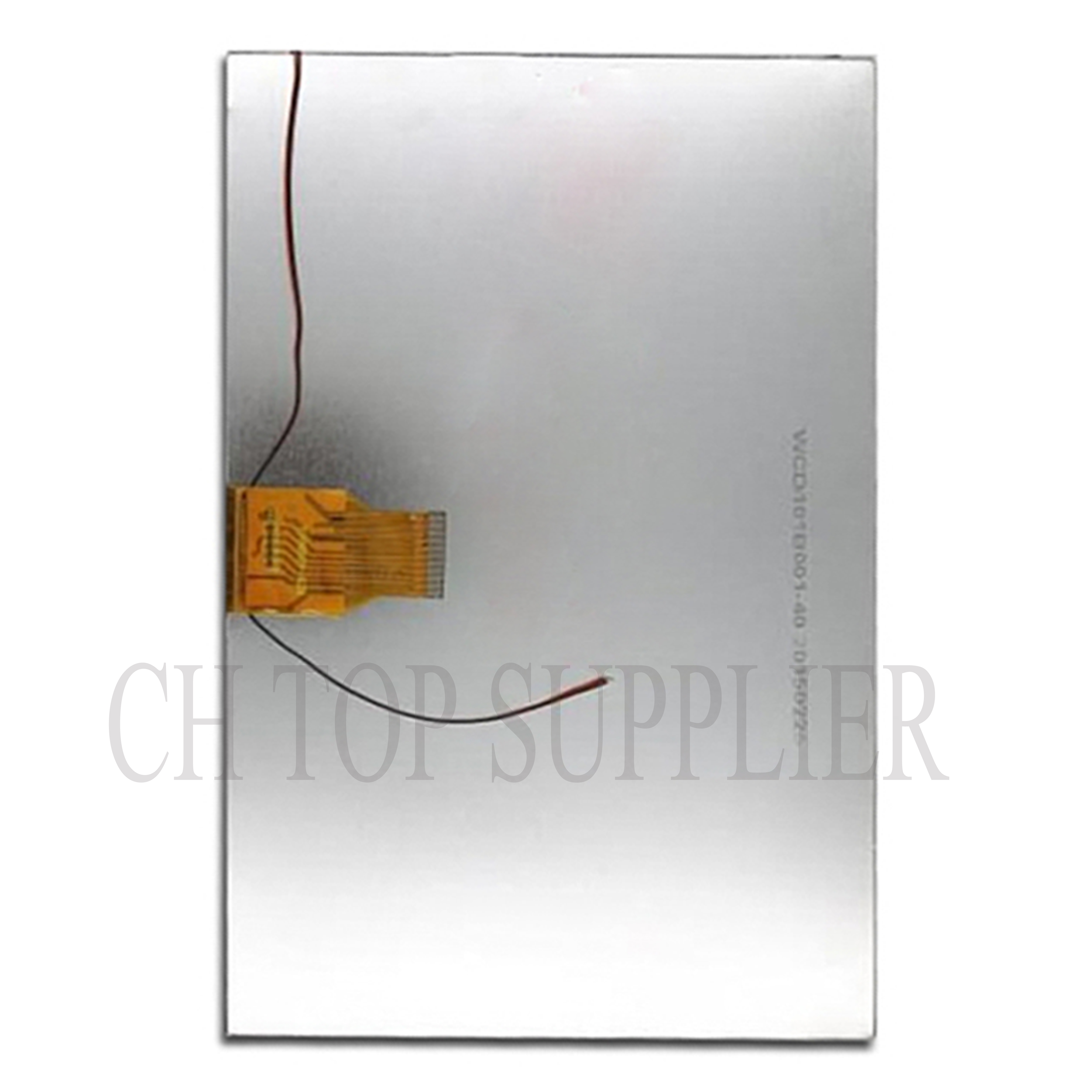 Original and New 10.1inch 40pin LCD screen T10140B-A3 WD T10140B 1024x600 for tablet pc free shipping free shipping original 9 inch lcd screen cable numbers kr090lb3s 1030300647 40pin