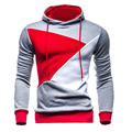 New Men's Hoodie Warm Hooded Coat Jacket Outwear ,men hoodies,3d men Asian Size M, L, XL, XXL DM#6