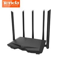 Tenda AC7 Wireless Wifi Routers 5 6dbi High Gain Antennas 11AC 2 4Ghz 5 0Ghz Wi