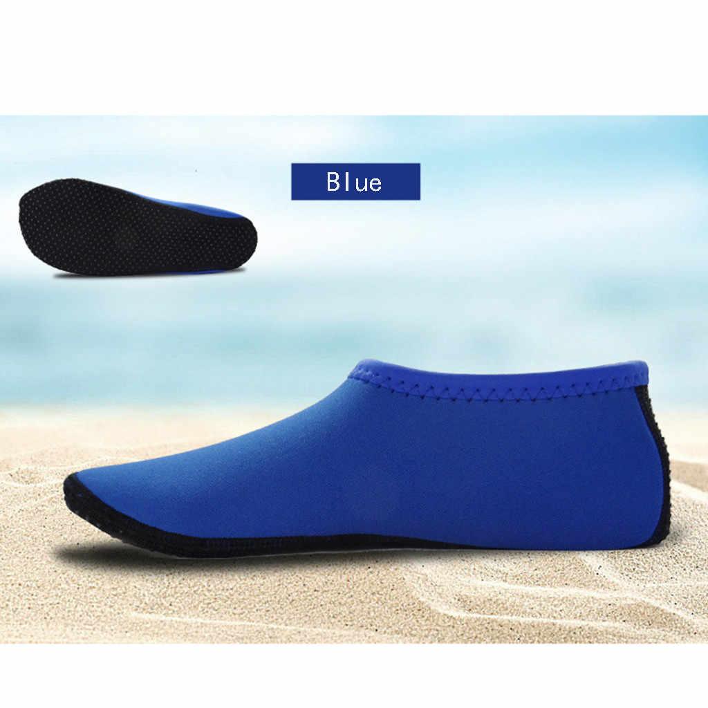 2019 Moda nefes alabilen neopren Yüzme dalış çorapları Şnorkel sörf kıyafeti Su Bule Ayakkabı Çizmeler Olabilir