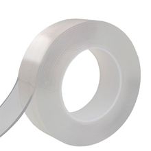 Multi-function No-Trace Removable Washable Double Sided Seamless Reusable Adhesive Tape