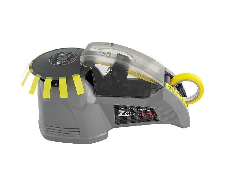 送料無料ZCUT-870カルーセルテープディスペンサー、ガラスフィラメントテープ用ZCUT870自動テープカッター