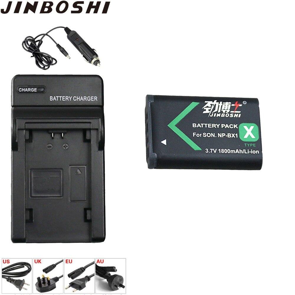 Palo 2 Pcs Bateria Np-bx1 Npbx1 Np Bx1 Batterie Für Sony Dsc-rx100 Dsc-wx500 Hx300 Wx300 Hdr As100v As200v As15 As30v As300 Unterhaltungselektronik