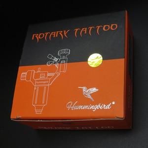 Image 5 - 2pcs/lot Original Hummingbird Gen 2 Rotary Swiss Motor Tattoo Machine (Random Color)