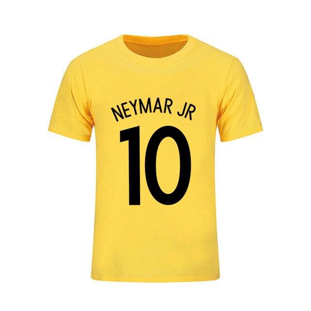 2018 Неймар плакат Неймар JR плакаты Кубок мира для мужчин мальчик футболка futbol мяч футбольные майки Париж Saint Germain Клуб футболка pubg