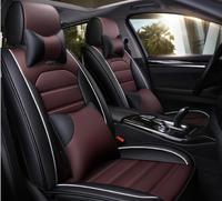 pu car seat cover for nissan x trail t31 navara d40 patrol y61 primera p12 qashqai j10 teana j31 j32 car accessories