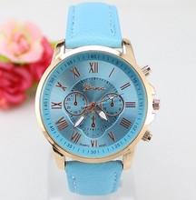 цены Luxury Brand Leather Quartz Watch Women Ladies Fashion Casual Bracelet Wrist Watch Wristwatches Clock relogio feminino masculino