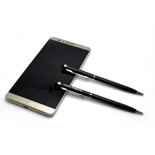 12g/pc chinese phone tablets stylus ball pen 100pcs a lot laser custom artwork and text cheap customization service