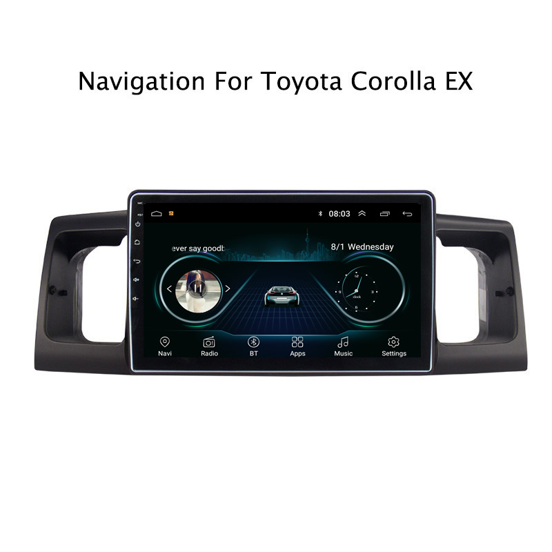 Navitopia Android 8 1 Car Radio Stereo Player For Toyota